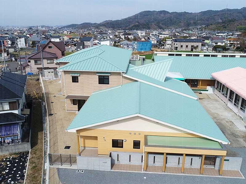 (仮称)北梅本幼稚園改築工事